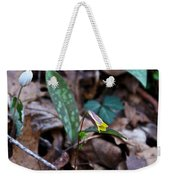 Yellow Trout Lily 2 Weekender Tote Bag