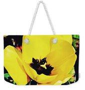 Yellow Tulip 2 Weekender Tote Bag