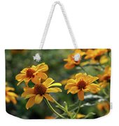 Yellow Wildflowers 3680 H_2 Weekender Tote Bag