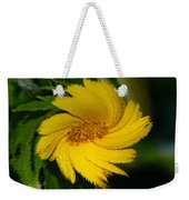 Yellow Wonder Weekender Tote Bag