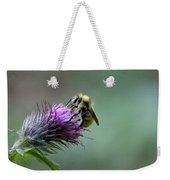 Yellowhead Bumblebee Two Weekender Tote Bag