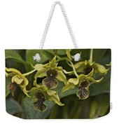 Yellowish Orchids Weekender Tote Bag