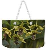 Yellowish Orchids Weekender Tote Bag