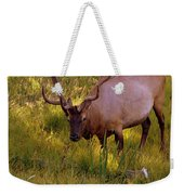 Yellowstone Bull Weekender Tote Bag