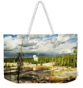 Yellowstone Colors #3 Weekender Tote Bag