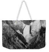 Yellowstone Falls II Weekender Tote Bag