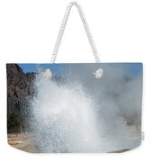Yellowstone Features  Weekender Tote Bag