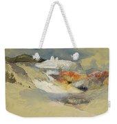 Yellowstone, Hot Springs, July 21, 1892 Weekender Tote Bag