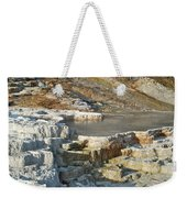 Yellowstone Mineral Features 3 Weekender Tote Bag