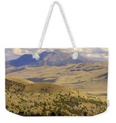 Yellowstone View Weekender Tote Bag