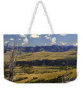 Yellowstone Vista 2 Weekender Tote Bag