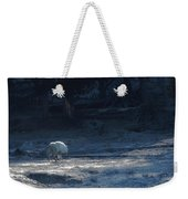 Yellowstone White Lady Unsigned Weekender Tote Bag