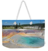 Yellowstone's Firehole Weekender Tote Bag
