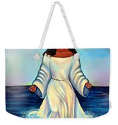 Yemaya- Mother Of All Orishas Weekender Tote Bag