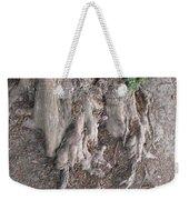 Yew Tree Roots Weekender Tote Bag