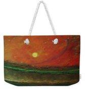 Yin Yang And Five Elements Weekender Tote Bag