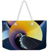 Yin-yangy Weekender Tote Bag