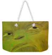 Yoda Selfie Weekender Tote Bag