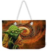 Yoda-no Fear Weekender Tote Bag