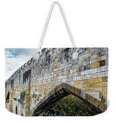 York City Roman Walls Weekender Tote Bag