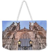 York Minster Weekender Tote Bag