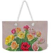 Yorkey Rose Weekender Tote Bag