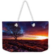 Yorkshire Beauty Weekender Tote Bag