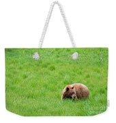 Yosemite Bear Weekender Tote Bag