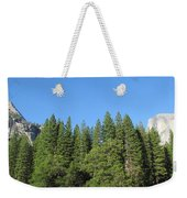 Yosemite Domes Weekender Tote Bag
