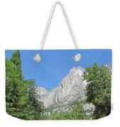 Yosemite Falls Again Weekender Tote Bag