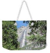 Yosemite Falls Weekender Tote Bag