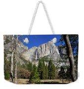 Yosemite Falls Through The Trees Weekender Tote Bag