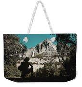 Yosemite Hiker Weekender Tote Bag