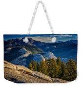 Yosemite Morning Weekender Tote Bag