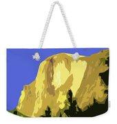 Yosemite Poster Weekender Tote Bag