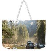 Yosemite Spring Weekender Tote Bag