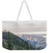 Yosemite Sunrise Weekender Tote Bag
