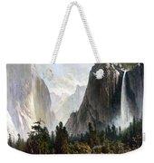 Yosemite Valley, C1860 Weekender Tote Bag