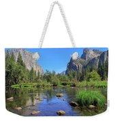 Yosemite Valley, California Weekender Tote Bag