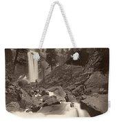 Yosemite: Vernal Fall Weekender Tote Bag