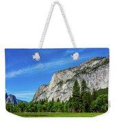 Yosemite West Valley Weekender Tote Bag