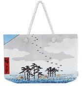 Yoshiwara Weekender Tote Bag