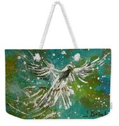 You Are His Masterpiece Weekender Tote Bag