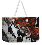 You Are The Only One 3 Weekender Tote Bag by Angelina Vick