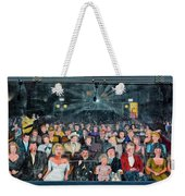 You Are The Star Mural Hollywood Weekender Tote Bag