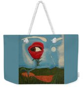 You Are The Sun Weekender Tote Bag