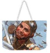 You Buy 'em We'll Fly 'em Weekender Tote Bag by War Is Hell Store