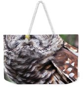 You Can Call Me Owl 2 Weekender Tote Bag
