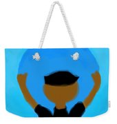 You Can Carry The Moon 102 Weekender Tote Bag