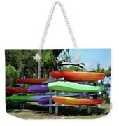 You Canoe I Can Too Weekender Tote Bag
